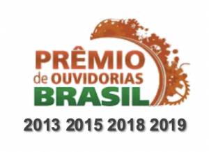 Premio de Ouvidorias Brasil-Paschoalotto