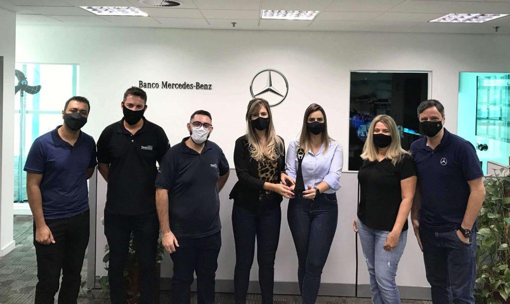 prêmios time Paschoalotto Mercedes-benz
